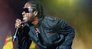 Bounty Killer has left the streets talking with his most recent performance at Usain Bolt's Tracks and Records in Kingston on Tuesday.