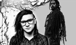 Skrillex (left) and Damian Marley (right) have become duly popular for hteir hit collaboration, 'Make It Bun Dem.'