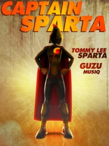 Tommy Lee's new single, 'Captain Sparta' has been a change for the norm for the deejay, who has recorded songs such as 'Uncle Demon,' and 'Psycho.'