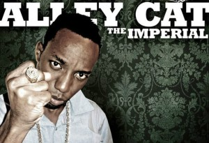 Alley Cat a.k.a, The Imperial has released his new video for the conscious single, 'Idling.'