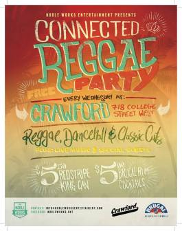 Connected Reggae Party