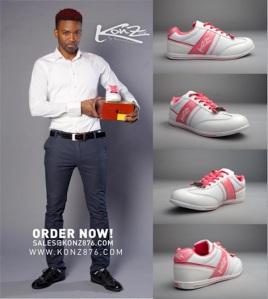 Konshens-sneaker