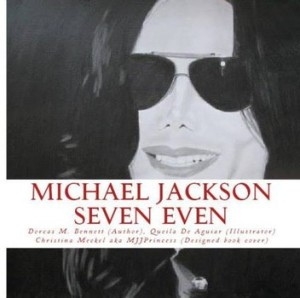 Jamaican author, Dorcas Bennett aka Belle Angel has revealed a fascinating new book dedicated to former mentor, the late great Michael Jackson, dubbed 'Michael Jackson Seven Even'.