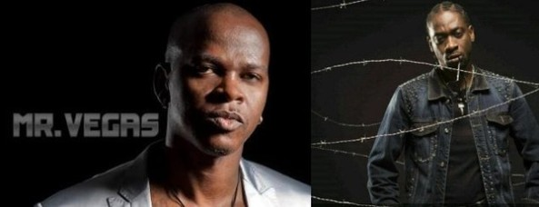 Vegas-Bounty clash at STING? The two superstar deejays could be heading for a lyrical confrontation at Dancehall's largest showpiece.